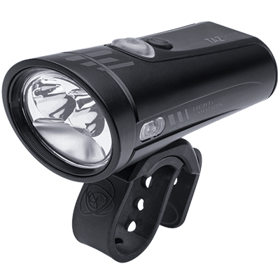 BikeShop - Light & Motion Taz 2000 - Black Pearl