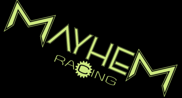 Mayhem RACEDAY BAG - ships in about 3 weeks