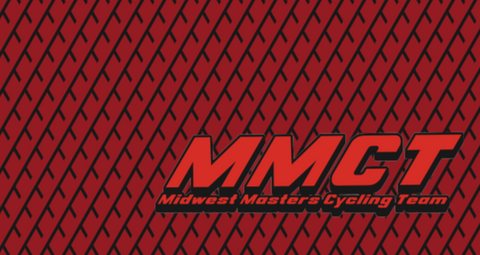Midwest Masters Cycling Team RACEDAY BAG - ships in about 3 weeks