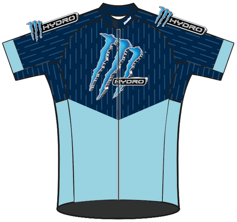 MONSTER HYDRATE THE BEAST Race Jersey MEN - Ships in about 3 weeks