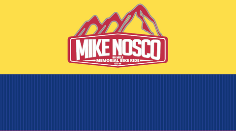 2018 Mike Nosco RACEDAY BAG - ships in about 3 weeks