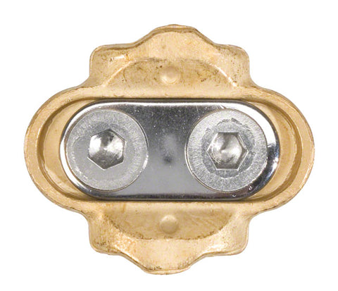 BikeShop - Crank Brothers Premium Cleat Ultra Durable Brass with 6 degrees of Float
