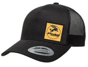 PEDALindustries Avatar  Trucker Curved Bill Adjustable