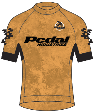 PEDALposse 2020 SPEED JERSEY SHORT SLEEVE