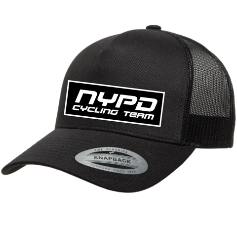 NYPD PODIUM HAT - SHIPS IN ABOUT 3 WEEKS