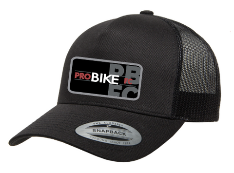 Pro Bike FC Premium Snapback - ships in about 3 weeks