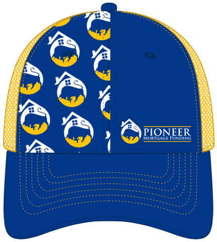 PIONEER MORTGAGE FUNDING BALL CAP