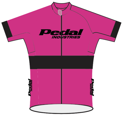 Ruby SPEED JERSEY SHORT SLEEVE - Ladies