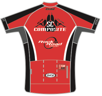 SC Composite RACE JERSEY Short Sleeve - Ships In About 4 weeks