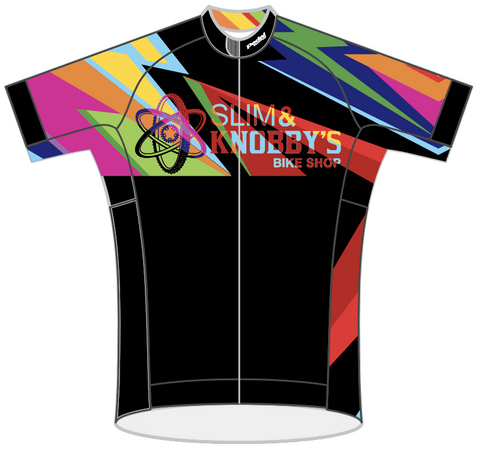 Slim & Knobby's '19 SPEED JERSEY SHORT SLEEVE- Womens - Ships in about 4 weeks