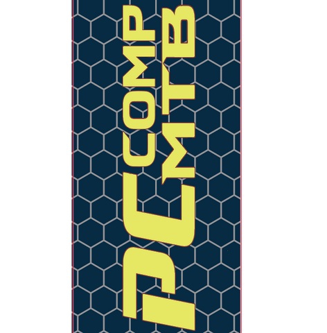 PAULDING COUNTY COMP MTB SUBLIMATED SOCK - SHIPS IN ABOUT 3 WEEKS