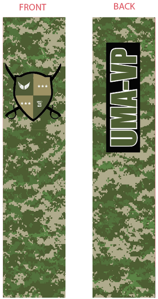 Utah Military Academy SUBLIMATED SOCK