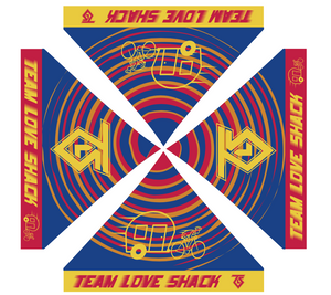 TEAM LOVE SHACK CANOPY
