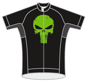 PedalAZ GREEN 05-2020 SPEED JERSEY HALF SLEEVE NO COLLAR