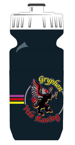 Gryphon Velo Racing ALL WATER BOTTLES
