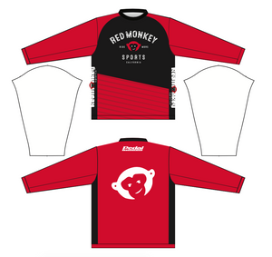 Red Monkey MTB ENDURO JERSEY