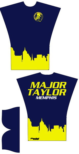 Major Taylor Memphis CHANGING PONCHO