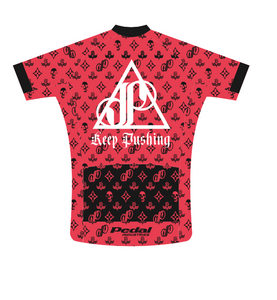 RED Keep Pushing Jose Of Incubus SPEED JERSEY SHORT SLEEVE