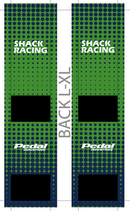 Bicycle Shack Racing SOCK