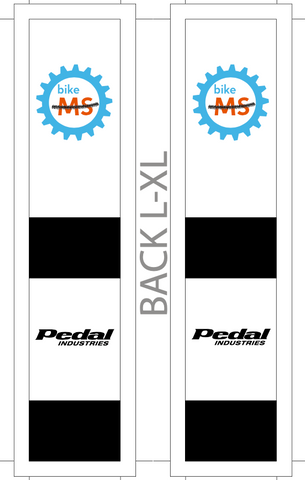 BIKE MS SUBLIMATED SOCK