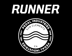 BLACK RUNNER RACEDAY BAG™