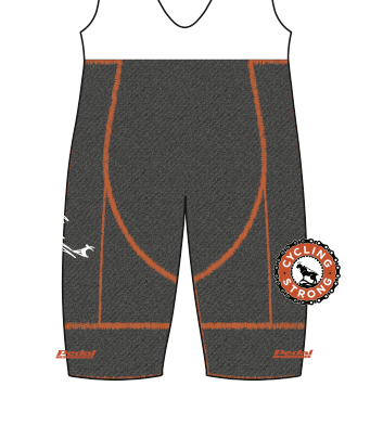 2015 Cycle Strong Dusty PRO BIB