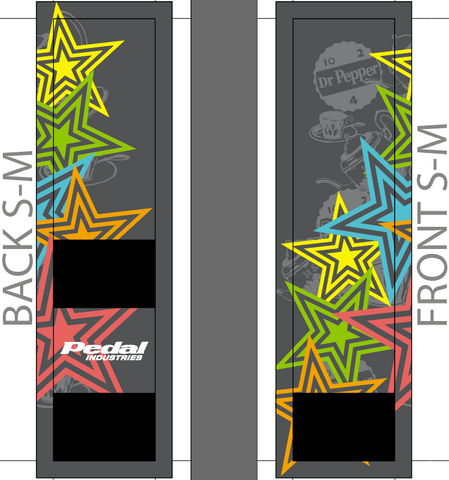Matt Thompson SUBLIMATED SOCK