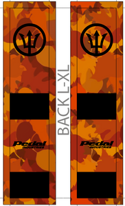 WILL HOWARD SUBLIMATED SOCK