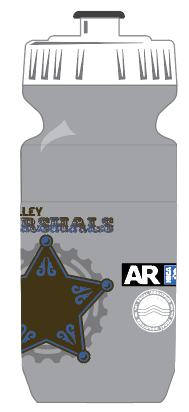 River Valley Marshals WATER BOTTLES