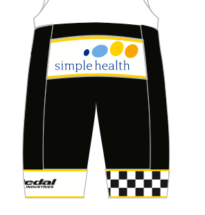 YELLOW Simple Health PRO BIB