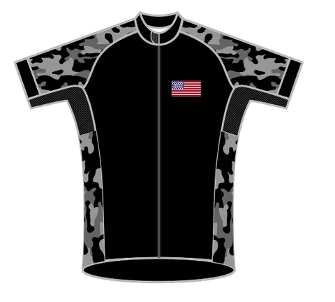 Black Jonathan Ord SPEED JERSEY SHORT SLEEVE