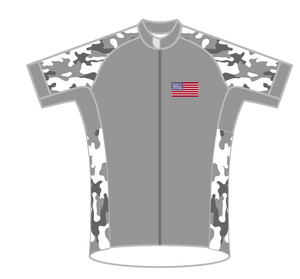 Grey Jonathan Ord SPEED JERSEY SHORT SLEEVE