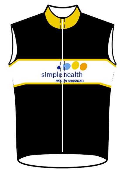 YELLOW Simple Health Race VEST