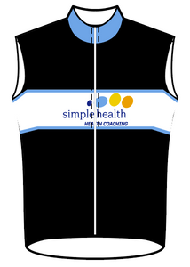 BLUE Simple Health Race VEST