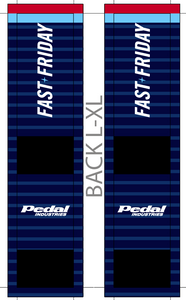 Fast fridays 09-2020 SUBLIMATED SOCK