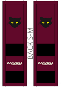 Black Cat Cycling Club SUBLIMATED SOCK