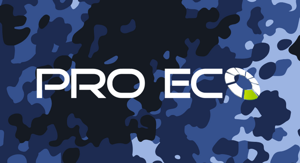 BLUE CAMO Pro Eco RACEDAY BAG™