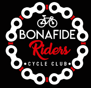 Bonafide Riders Cycling Club RACEDAY BAG™