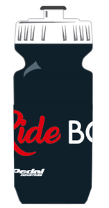 Bonafide Riders Cycling Club WATER BOTTLES