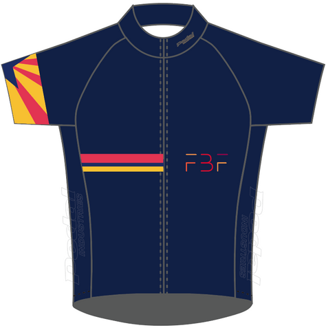 FBF SPEED JERSEY SHORT SLEEVE