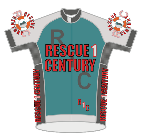 LADIES Rescue 1 Century PRO JERSEY