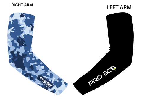 BLACK PRO ECO ARM WARMERS