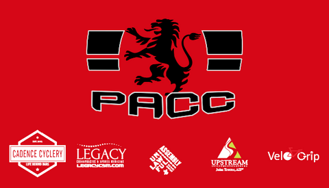 PACC '19 RACEDAY BAG - ships in about 3 weeks