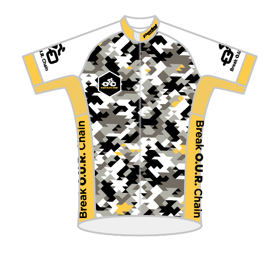 Break Our Chain 06-2019 SPEED JERSEY SHORT SLEEVE