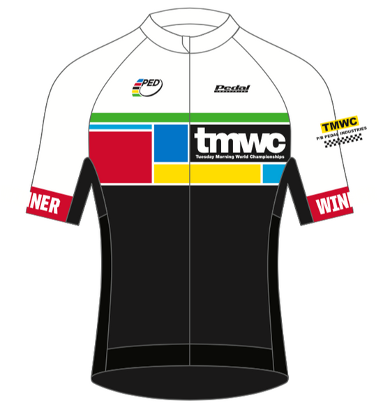TMWC 2019 WINNERS SPEED JERSEY SHORT SLEEVE