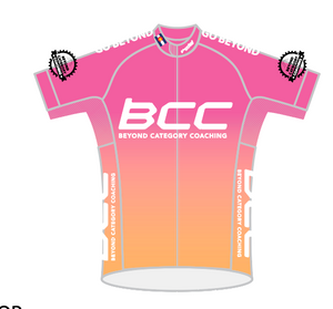 Beyond Category Coaching 07-2019 SPEED JERSEY SHORT SLEEVE
