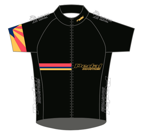 Pedal AZ Ambassadors 08-19 SPEED JERSEY SHORT SLEEVE