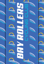 Bay Rollers 08-2019 SUBLIMATED SOCK