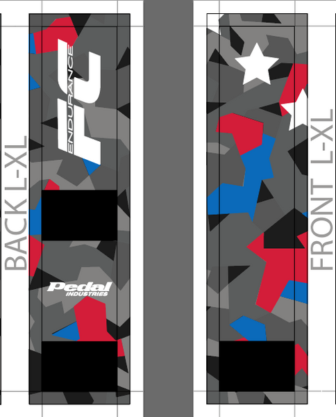 FC Endurance 08-2019 SUBLIMATED SOCK
