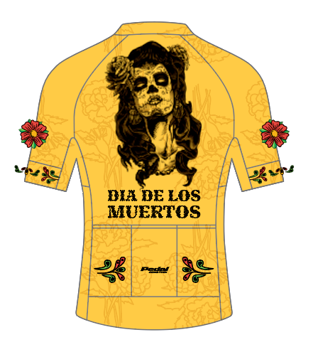 Day of the Dead 2019 CLASSIC JERSEY Half Sleeve